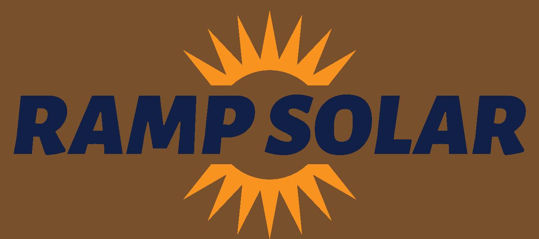 Ramp Solar Logo